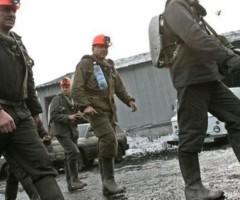 Приостановлена работа шахты Колмогоровская2