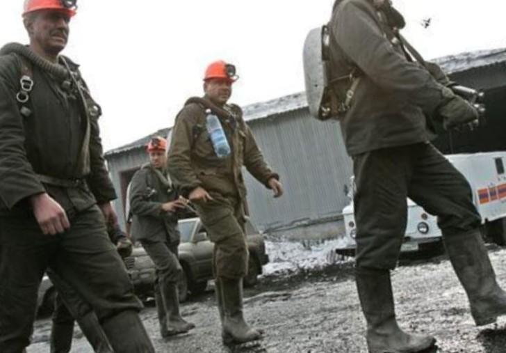 Приостановлена работа шахты Колмогоровская-2