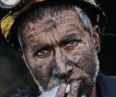 В Донецке на шахте им Засядько произошел пожар