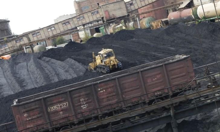 На шахте Киселевская произошел массовый прорыв глины