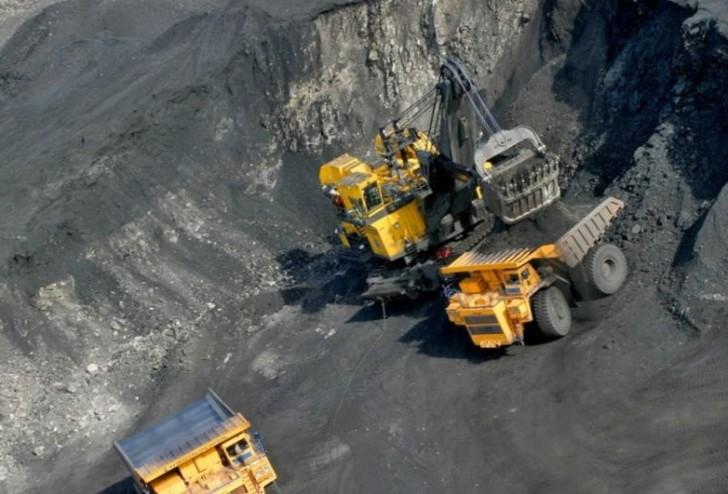В Днепропетровской области горит шахта жертв и пострадавших нет