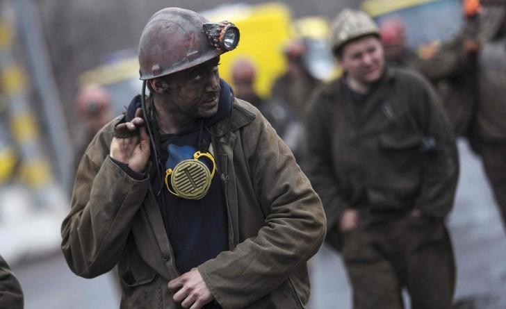На шахте Краснокутская произошла вспышка метана