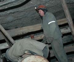 На шахте им Фрунзе ООО ДТЭК Ровенькиантрацит получили комбайн