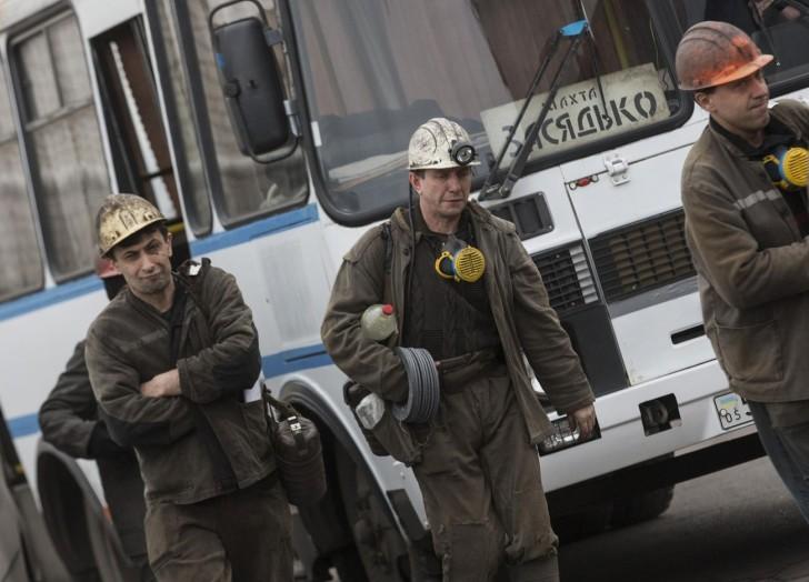 Работники Луганскшахтопроходки прекратили забастовку
