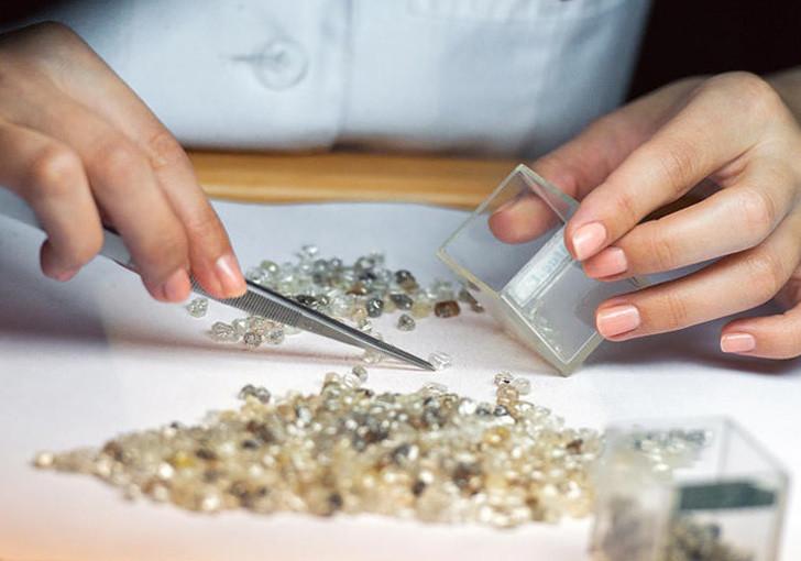 Радужные перспективы сибирских алмазов