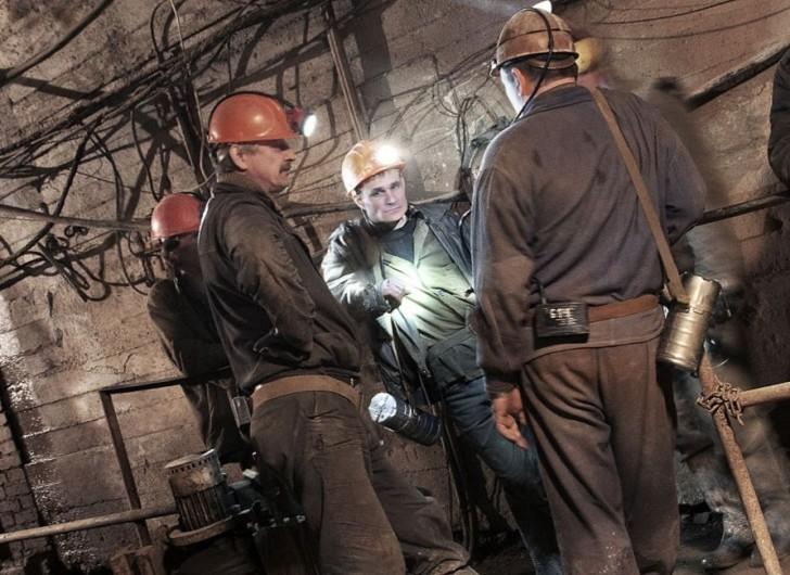 Трагедия на шахте им. К.И. Киселева