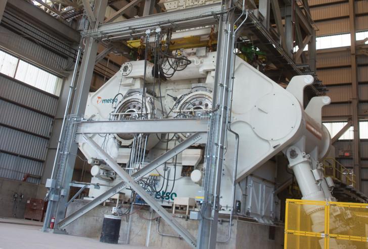 Metso предлагает оборудование для горнодобывающей промышленности