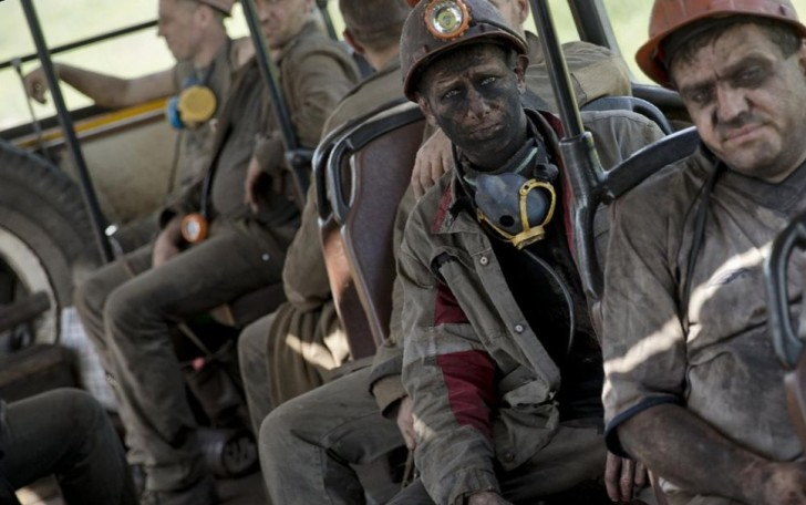 ГРОЗ заблокирован обрушением на шахте Енакиевская