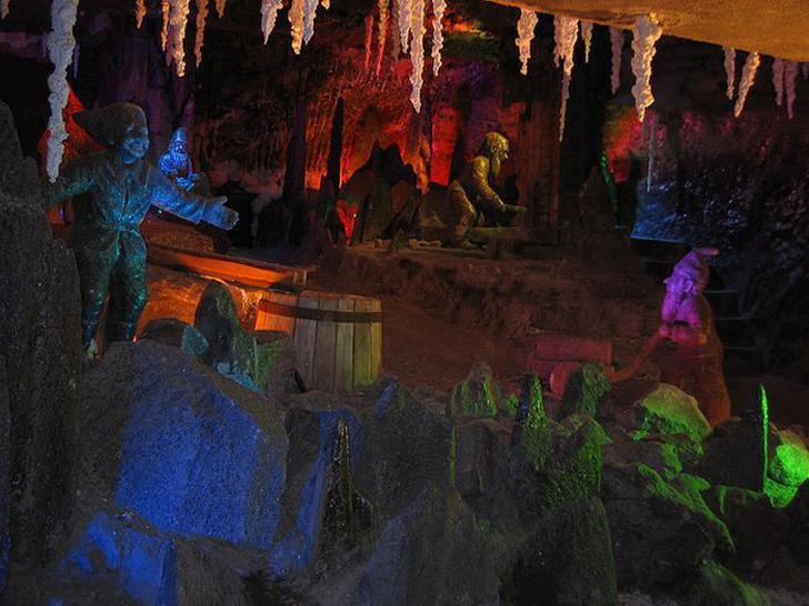 Судьба заброшенных шахт