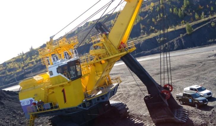 ГМК Норильский никель осуществляет строительство вентиляционного ствола