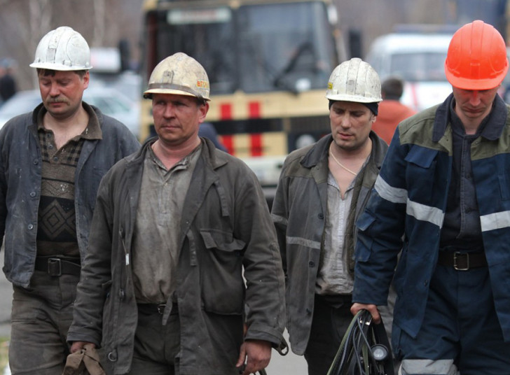 124 тонны инертной пыли было похищено на шахте Первомайская