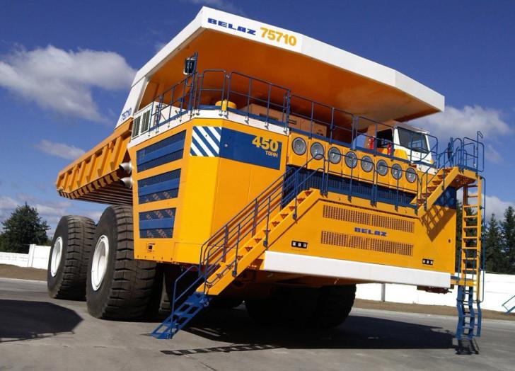 БелАЗ снова удивляет разработками