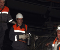 Новая угольная зона на Чукотке