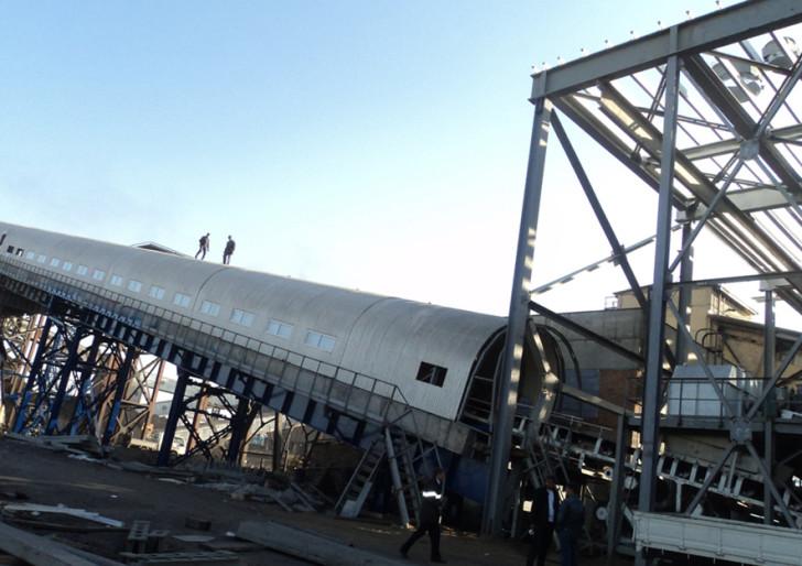 Один человек оказался в плену завала на шахте в Челябинске