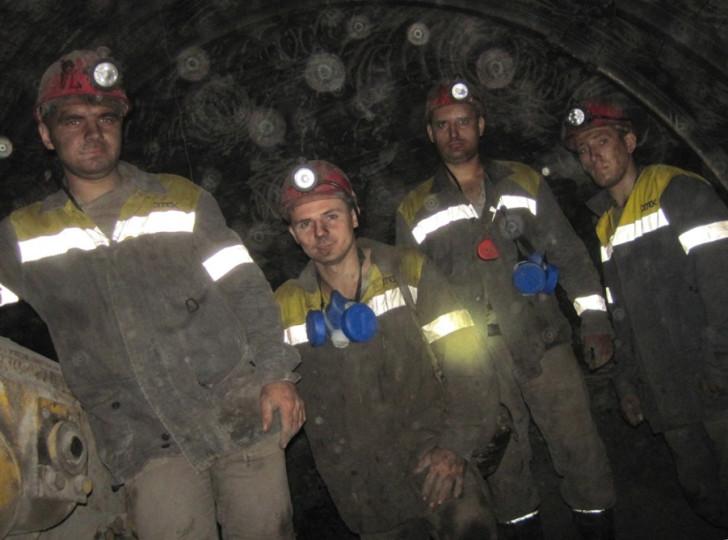 В Украине выявили нарушения на шахтах