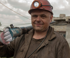 На шахтах в Кыргызстане работают дети