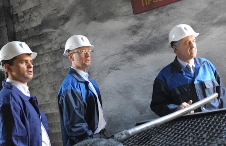 Пожар на шахте в Казахстане