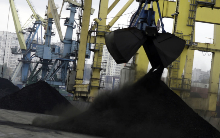 Уголь для Японии из недр Якутии