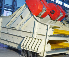 Новый грохот Metso ES  гарантия рентабельности за счет высокой эффективности грохочения
