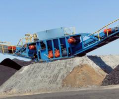 Работу в шахте приостановили