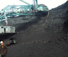 В Украине  мораторий на банкротство шахт