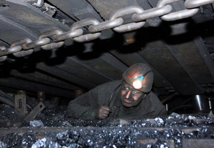 В Украине строят последнюю шахту на бюджетные деньги