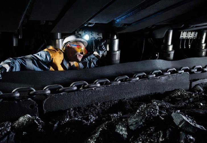 Потребление угля идет на убыль