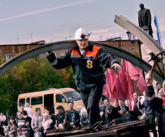Сегодня Россия чествует шахтеров