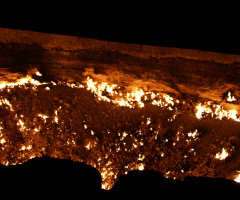 Донецкая шахта горит уже больше года