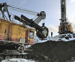ЕВРАЗ получил разрешение на строительство шахты Межегейуголь