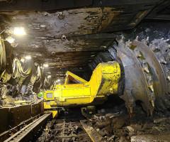 Работы на шахте Шерегешская возобновлены