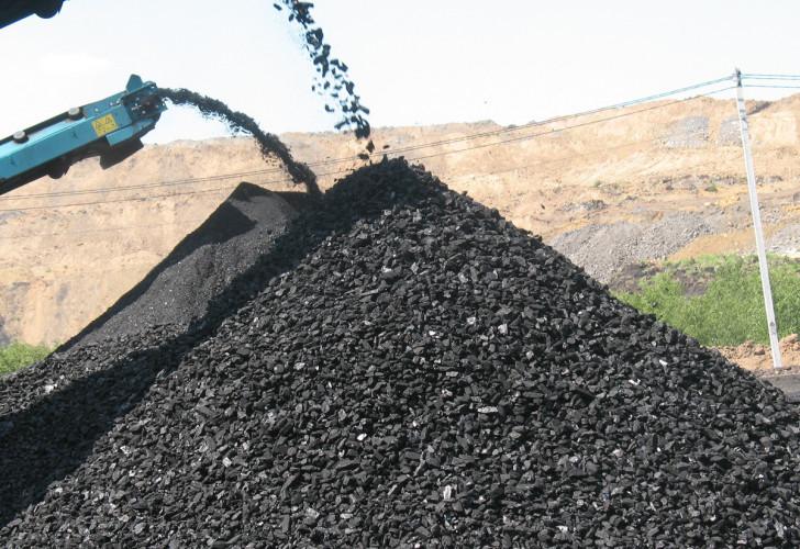 Украина сокращает добычу угля