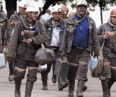 В Донецкой области сокращаются объемы добычи угля