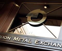 Стоимость цветных металлов на лондонской бирже