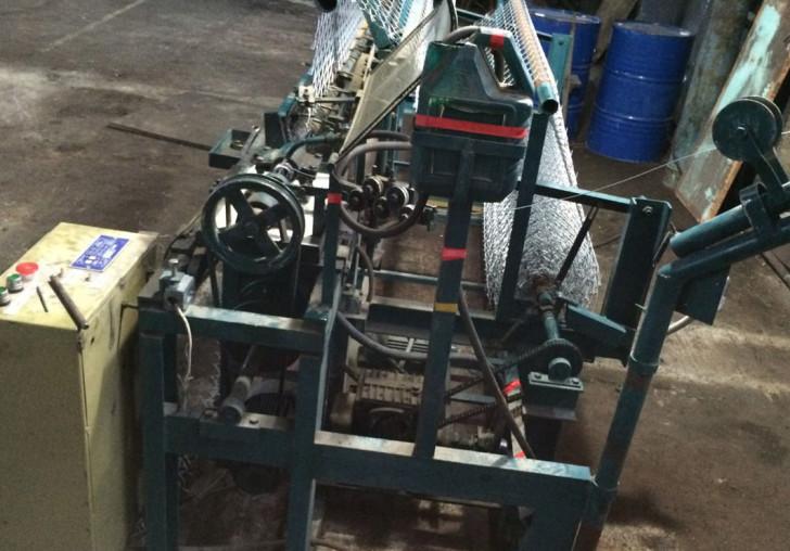 Где купить станок для изготовления сетки-рабицы