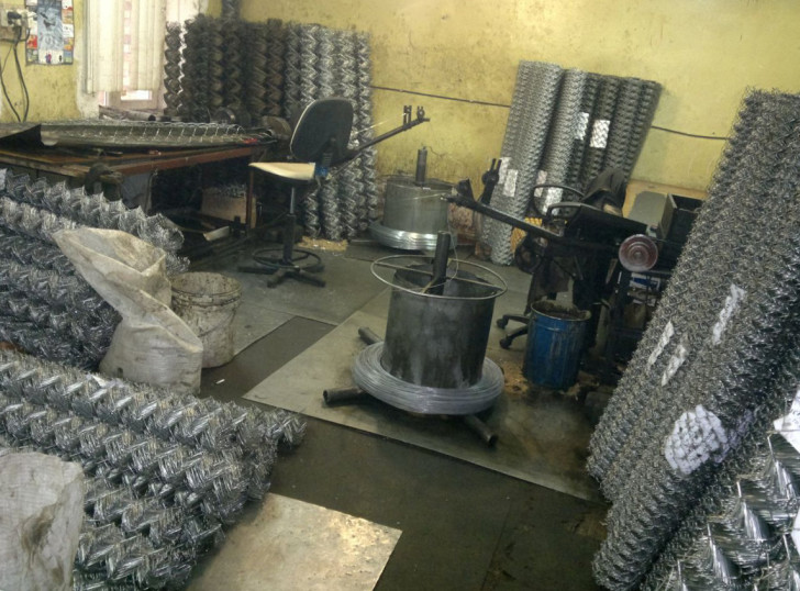 Где купить станок для сетки-рабицы в разных регионах России