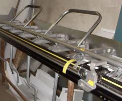 Мощный листогибочный станок Tapco Supermax