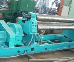 Вальцы 3валковые И2220 И2222  незаменимое оборудование для гибки листа