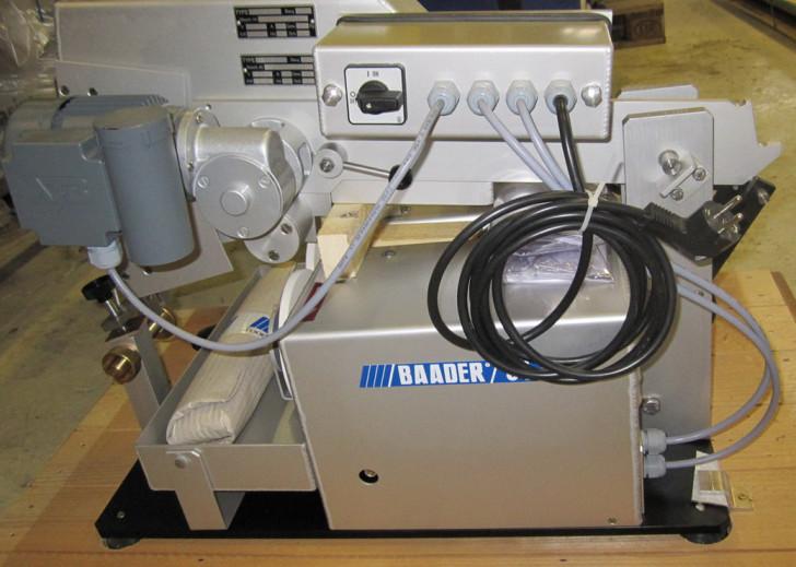 Заточной станок для заточки ножей гвоздильных автоматов на примере ЗС350