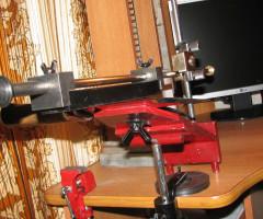 Как сделать самодельный станок для заточки ножей для рубанка