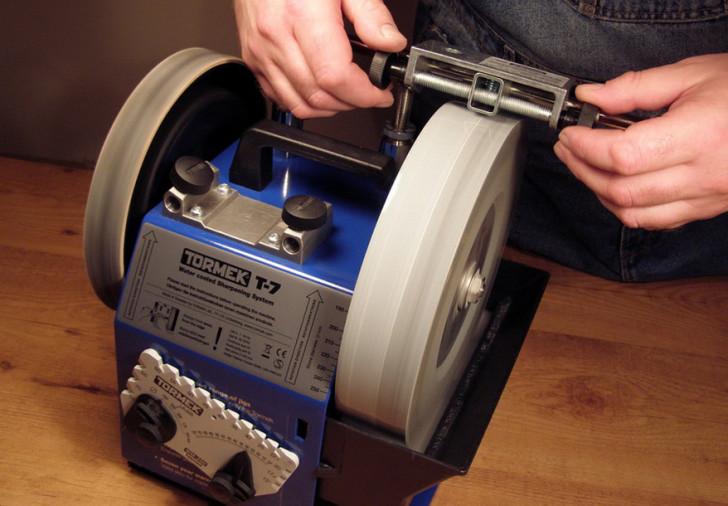 Как изготовить самодельный станок для заточки ножей фуговального станка?