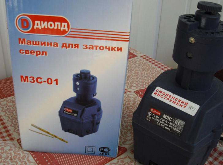 Где купить станок для заточки сверл МЗС 01 в Смоленске?
