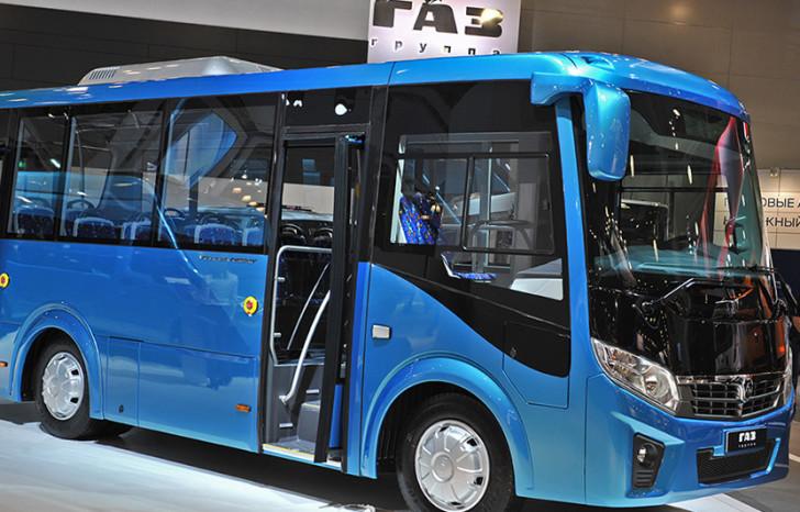 7 новых моделей поколения NEXT от ГАЗ