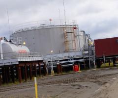 Как откачать остатки нефти из резервуара до минимального уровня