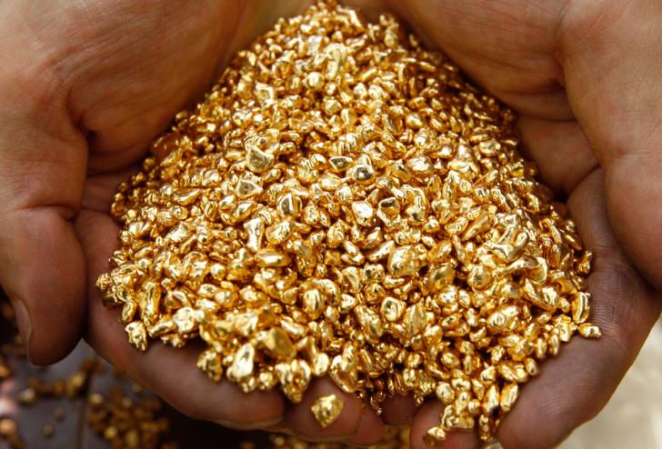 На Колыме в 2015 году добыто 20 тонн золота и 875 тонн серебра