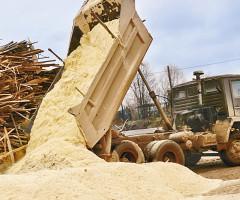 Пути переработки древесных отходов