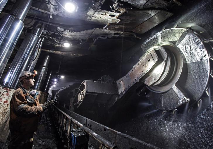 Угольная шахта – важное звено энергетического сектора экономики
