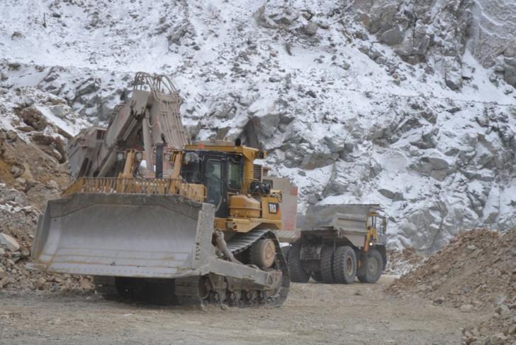 Березитовый рудник Nord Gold NV вакансии на золотом прииске
