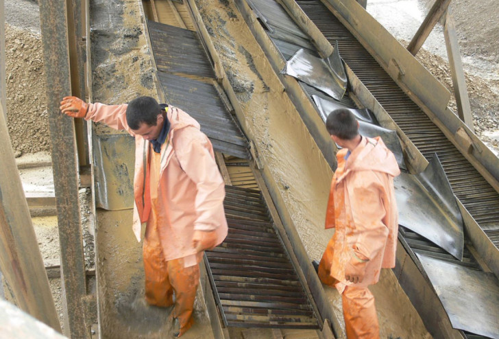 Работа на золотых приисках вахта ЗАО ТЗРК