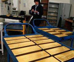 Сколько добывают золота в России рейтинг золотодобывающих компаний 8212 2015